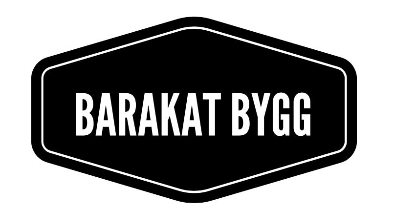 Barakatbygg – Badrumsrenovering